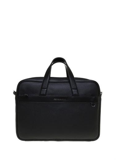 Pierre Cardin Laptop /Evrak Çantası Siyah